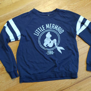 Disney Little Mermaid 1986 Sweatshirt